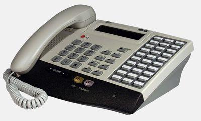 Системный телефон LG LKD-30DS