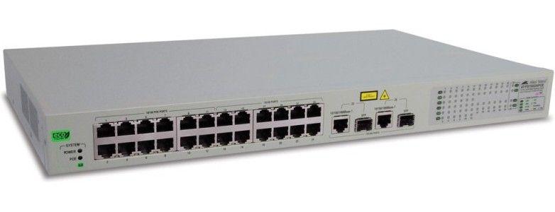 Allied Telesis AT-FS750/24POE