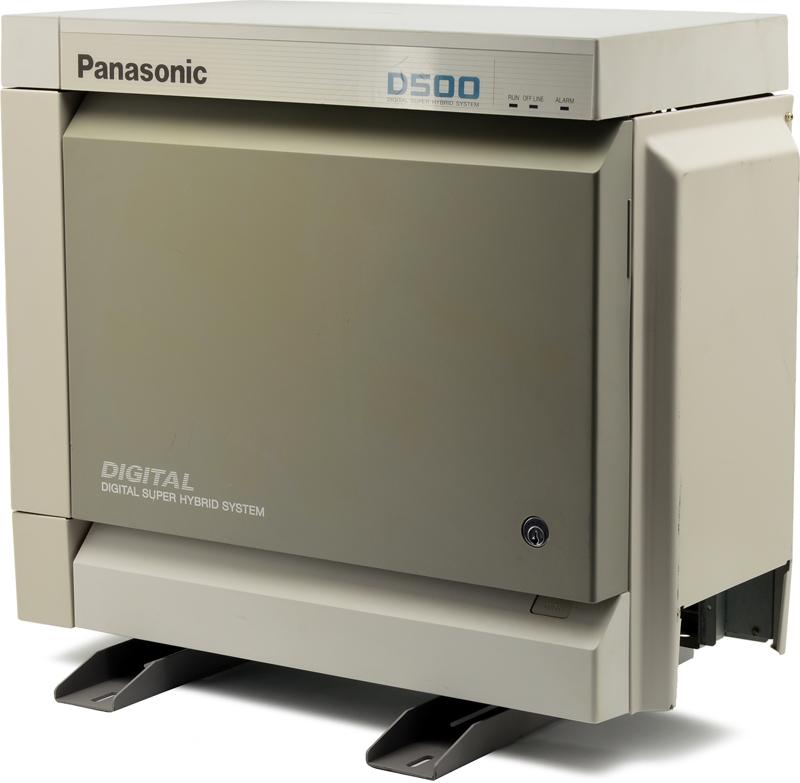 Базовый блок Panasonic D500 б/у