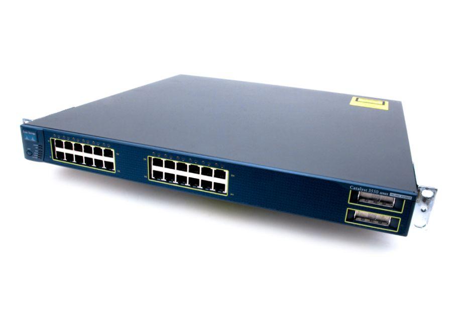 Коммутатор Cisco Catalyst WS-C3550-24PWR-SMI