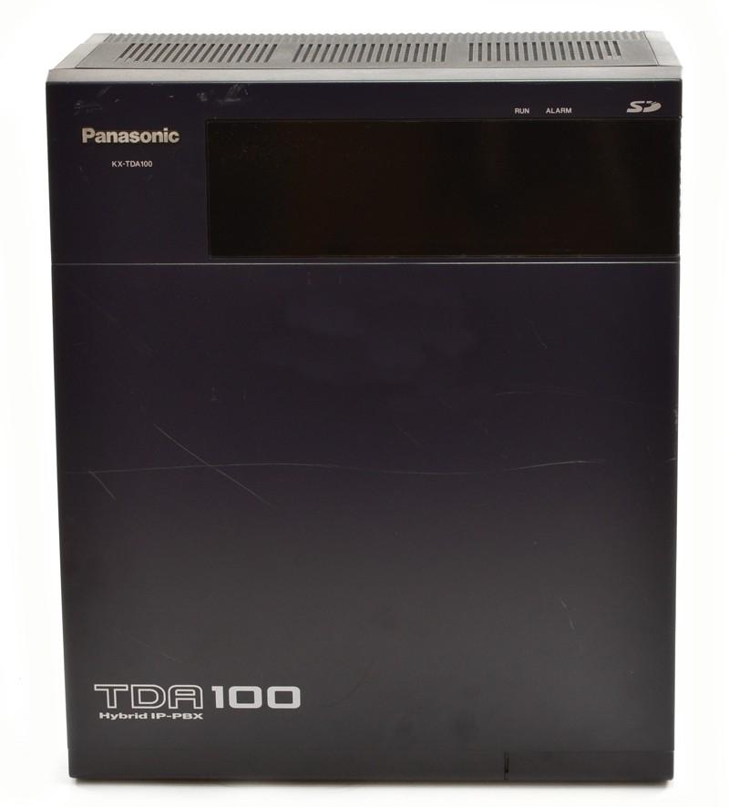 АТС Panasonic KX-TDA100RU б/у
