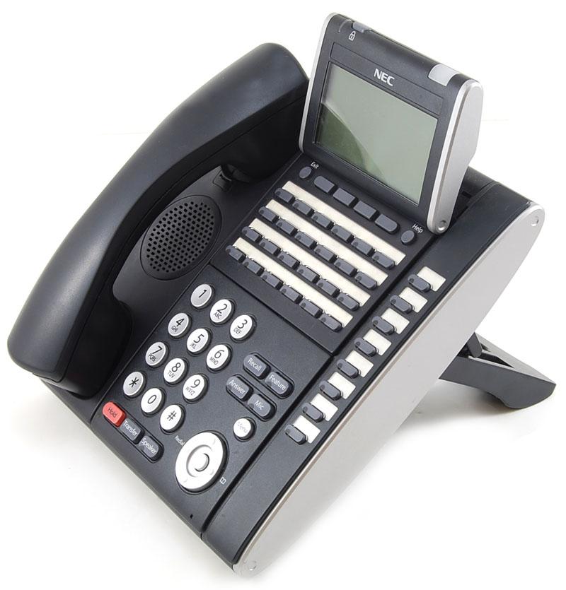 Телефон NEC Univerge DT700 ITL-6DE-1 IP б/у