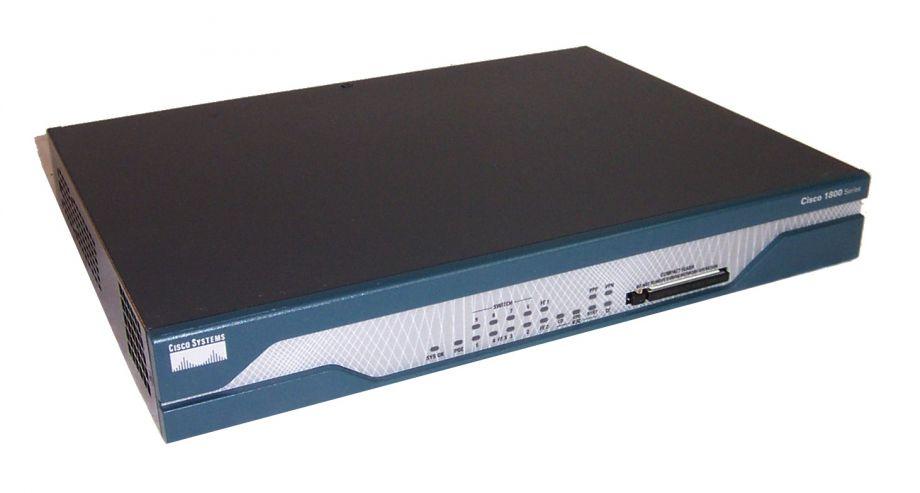 Маршрутизатор Cisco 1811