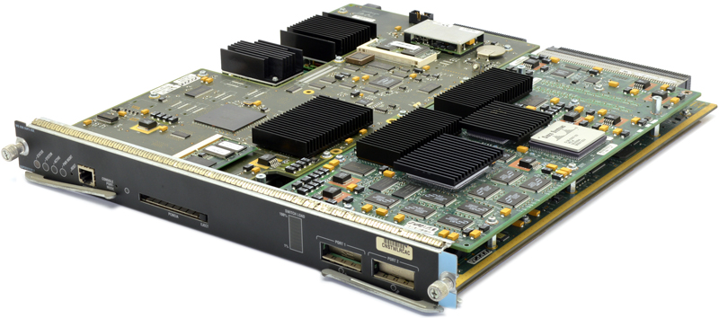 Модуль Cisco Catalyst WS-X6K-SUP2-MSFC2