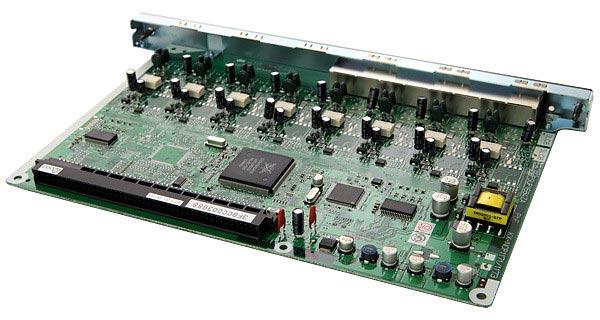 Карта Panasonic KX-NCP1173XJ (цифровая плата на 8 аналоговых внутренних портов)